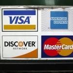 unused credit card