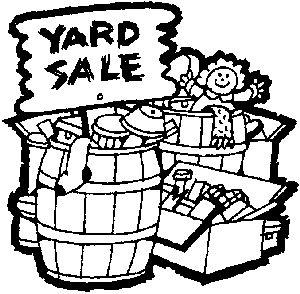 The Beginners Guide To Shopping Yard Sales on frugal savings