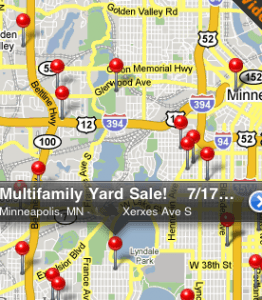 yard sale apps iphone