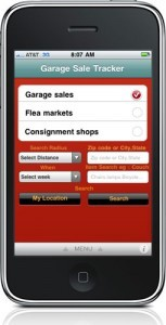 5 iPhone Apps for Finding Great Garage Sales on fishing maps, mafia maps, shopping mall maps, insurance maps, livestock maps, interactive sales maps, department store maps, general maps, seattle washington coast maps, gettysburg maps, employment maps,