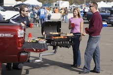 Throw a Thrifty Summer Bash by Planning a Tailgate Party