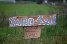 13 Tips For Yard Sale Success