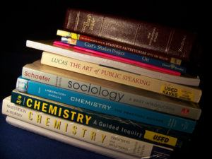 Buying Used Items - College Books
