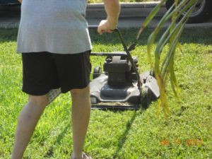 Mowing the lawn is 1 of 15 money making side jobs