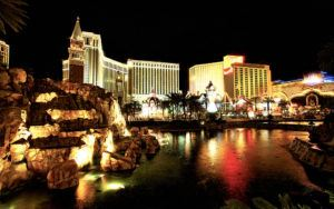 Go to Las Vegas instead of getting out of debt?