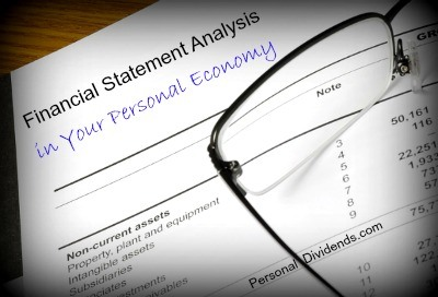 Financial Statement Analysis in Your Personal Economy