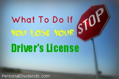 What To Do If You Lose Your Driver's License