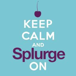 When Do You Like to Splurge?