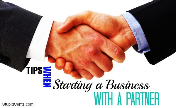 Tips When Starting a Business With a Partner