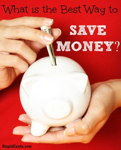 What is the Best Way to Save Money?