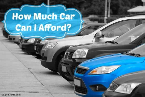 How Much Car Can I Afford?