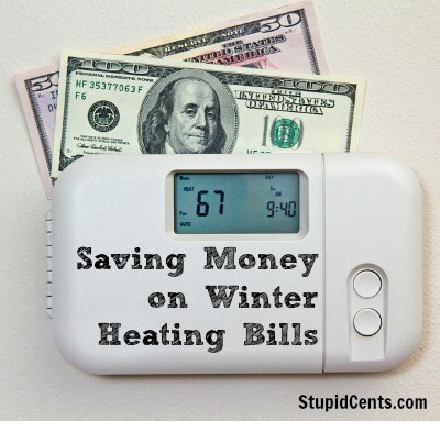Saving Money on Winter Heating Bills