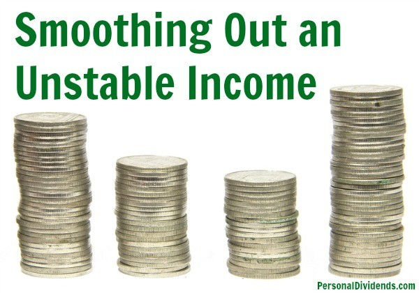 Smoothing Out an Unstable Income