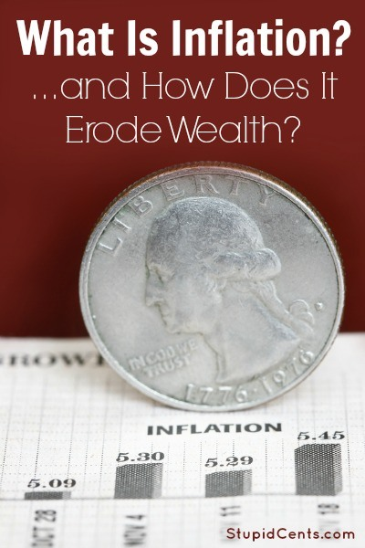 What Is Inflation and How Does It Erode Wealth?