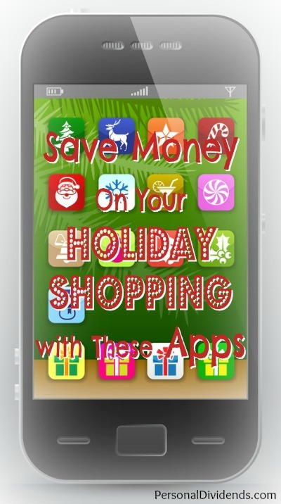 Save Money On Your Holiday Shopping with These Apps