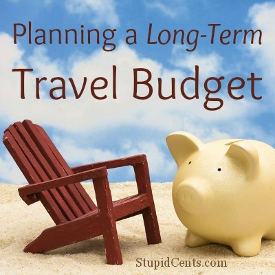 Planning a Long-Term Travel Budget