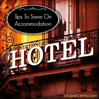 Tips To Save On Accommodation