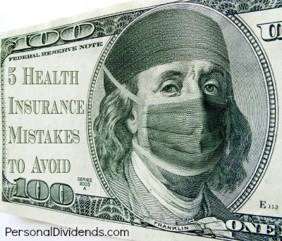 5 Health Insurance Mistakes to Avoid
