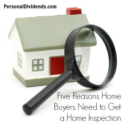 Five Reasons Home Buyers Need to Get a Home Inspection