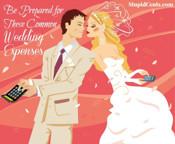 Be Prepared for These Common Wedding Expenses