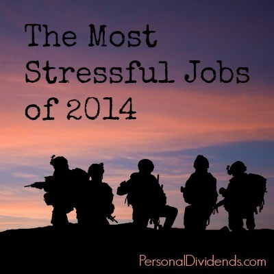 Do You Have One of the Most Stressful Jobs of 2014?