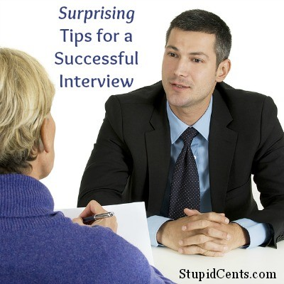 Surprising Tips for a Successful Interview