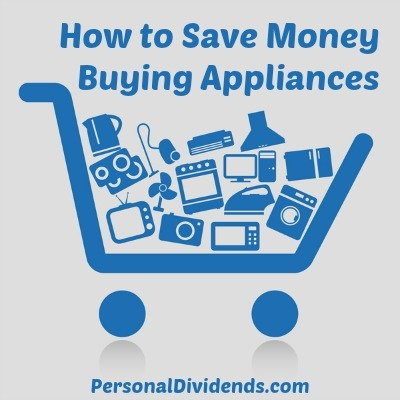 How to Save Money Buying Appliances