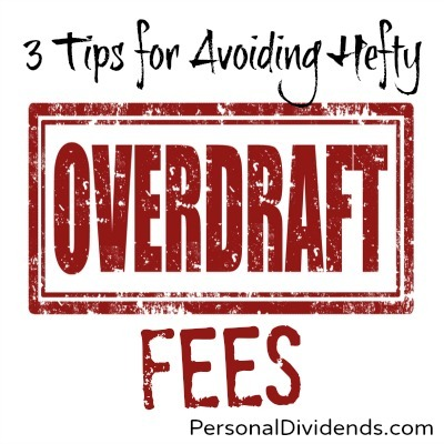 3 Tips for Avoiding Hefty Overdraft Fees