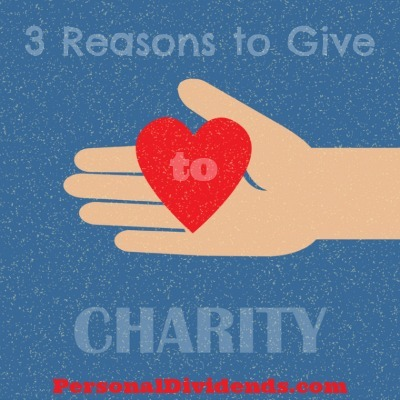 3 Reasons to Give to Charity