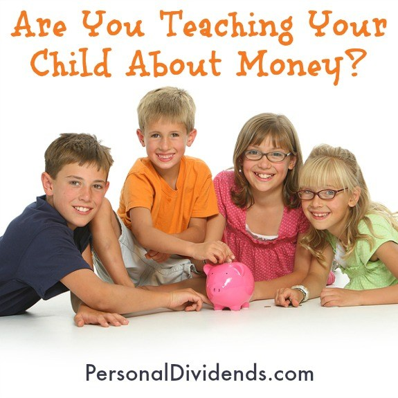Are You Teaching Your Child About Money?