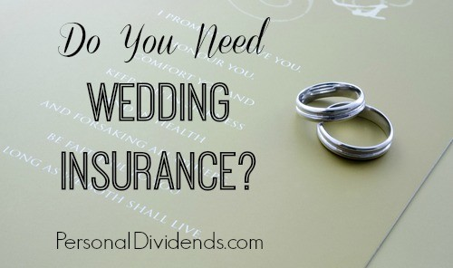 Do You Need Wedding Insurance