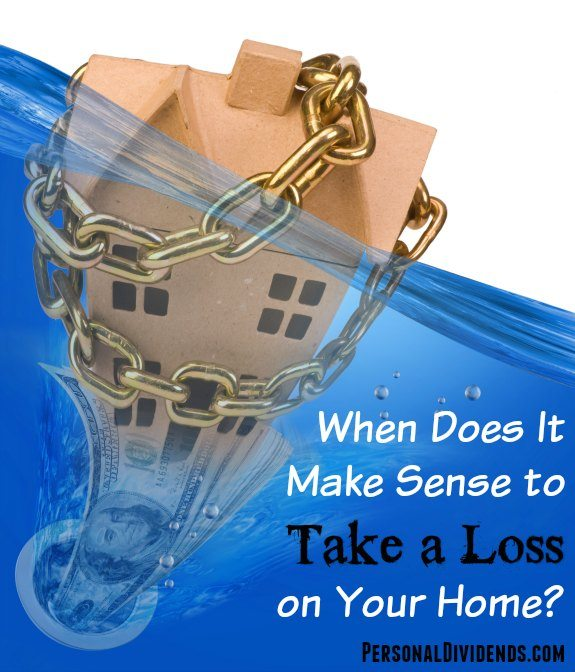 When Does It Make Sense to Take a Loss on Your Home?