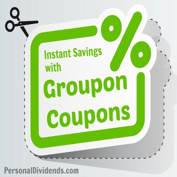 Instant Savings with Groupon Coupons