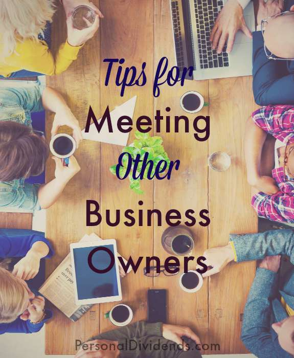 Tips for Meeting Other Business Owners